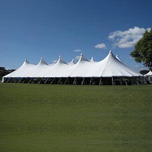 30m x 30m alpine tents