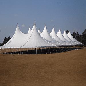 30m x 50m alpine tents