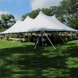 small alpine tents