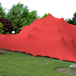 red stretch tents durban