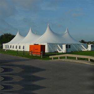 Alpine Marquee Tent 20m x 20m