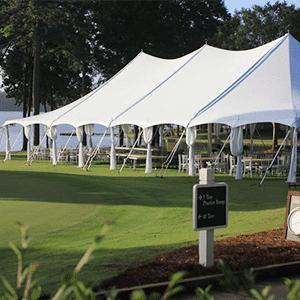 big peg and pole tents