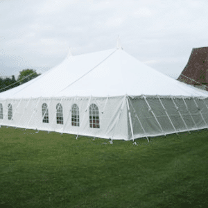 peg and pole tents 9m x 21