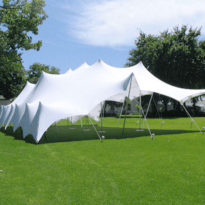 stretch tents 10m x 10m