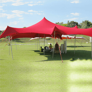 stretch tents 20m x 30m