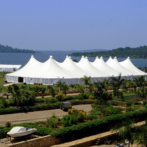 white alpine marquee tent for sale in durban