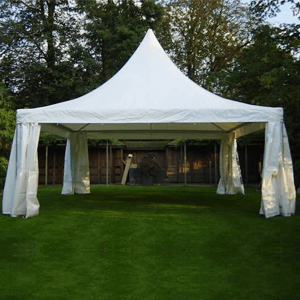 white pagoda tents for sale