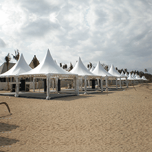white pagoda tents south africa