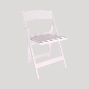 white wimbldeon chairs